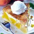 Peaches and Cream Pie is delicious, refreshing summertime dessert. This easy recipe calls for canned peaches, so you can enjoy it any time of year. RECIPE HERE