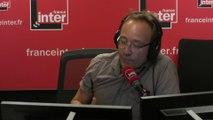 Jeremy Stubbs au micro de Frédéric Métézeau