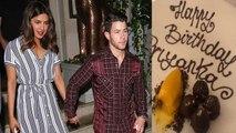 Priyanka Chopra's first picture from her Birthday celebration with Nick Jonas | FilmiBeat