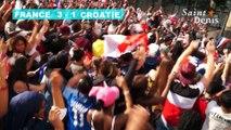 Finale de la Coupe du Monde 2018, 20 ans après Fan Zone de Saint-Denis