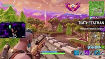 Daequan Gives His Opinion On The Season 5 Shotgun Nerf  Fortnite Highlights  Funny Moments