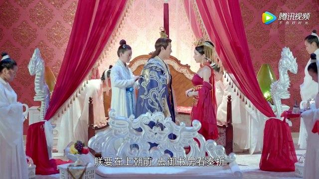 Phượng Hoàng Rực Lửa  Tập 3  Thuyết Minh  - Phim Trung Quốc   -   Hoàng Đình Đình, Lưu Hân, Vương Phi Phi