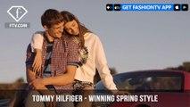Tommy Hilfiger presents Winning Spring Style | FashionTV | FTV