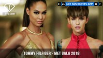 Tommy Hilfiger's Behind-The-Scenes of the MET Gala 2018 | FashionTV | FTV
