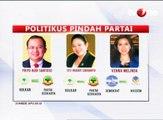 Jelang Legislatif 2019, Sejumlah Politikus Pindah Partai