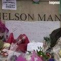 L'Afrique du Sud célèbre Nelson Mandela