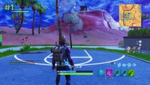 """Score a basket on different hoops"" All Locations - Fortnite Week 2 Challenges"