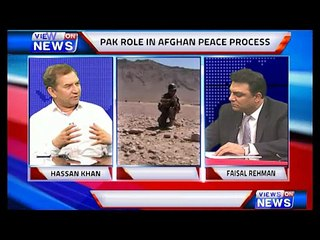 Programme: VIEWS ON NEWS... TOPIC.. PAKISTAN AFGHANISTAN BORDER FENCING