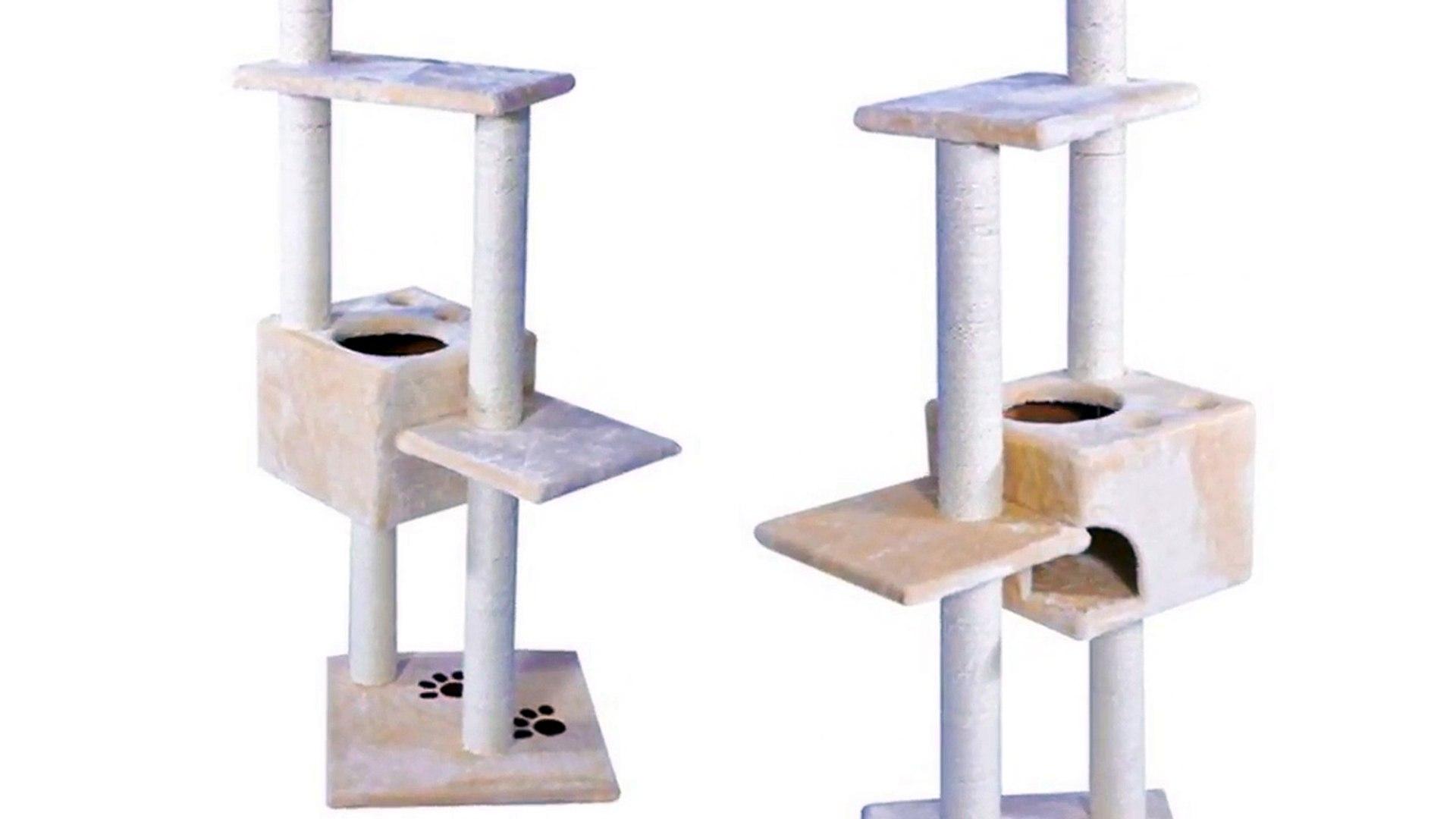 Cat tree factory: Beige Beige cat tree
