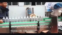 automatic 3 in 1 washing filling and capping machine for mineral drink water and beverage