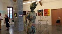 Hautes-Alpes : le Salon des Arts 2018 d'Embrun ouvert !