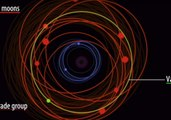 Scientists Discover 12 New Moons Orbiting Jupiter