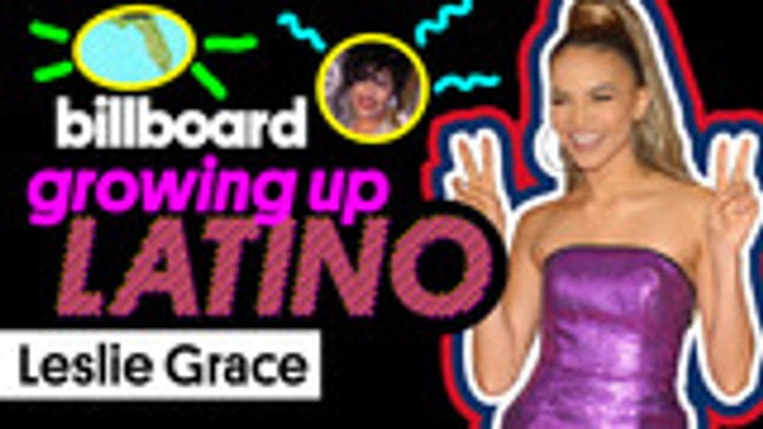 Leslie Grace Talks Favorite Dominican Food, Love of Selena | Growing Up Latino