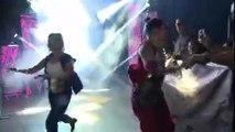 Totally Tubular Tag Team (Delilah Doom & Leva Bates) SHIMMER Tag Team Title Match SHIMMER Volume 100 (c) vs. Hudson Envy & LuFisto