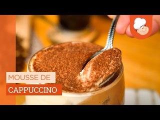 Mousse de cappuccino — Receitas TudoGostoso