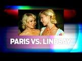 Lindsay Lohan et Paris Hilton-ETalk-18 Juillet 2018