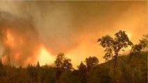 Two Firefighters Injured Fighting Yosemite Blaze?