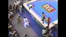 Antonio Inoki/Koji Kitao vs Riki Choshu/Genichiro Tenryu (New Japan May 13th, 1995)