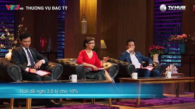 Shark Tank Việt Nam Mùa 2 Tập 3 Liên Minh Các Shark Đối Đầu Không Khoan Nhượng | Shark Tank Việt Nam Tập 3 - Mùa 2 l Thương Vụ Bạc Tỷ Mùa 2 Tập 3