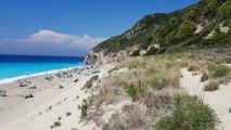 GREECE - Lefkada - Milos Beach 2018
