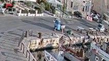 Tentato omicidio al Molo Santa Lucia di Trani: spara due colpi di pistola al suo ex titolare