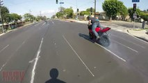 Street Bike Crash Compilation 2016 Motorcycle Crashes + Bad Wrecks Doing Stunts Stunt Biker Accident