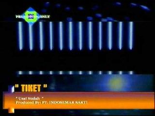 Tiket - Usai Sudah (Official Video Clip)
