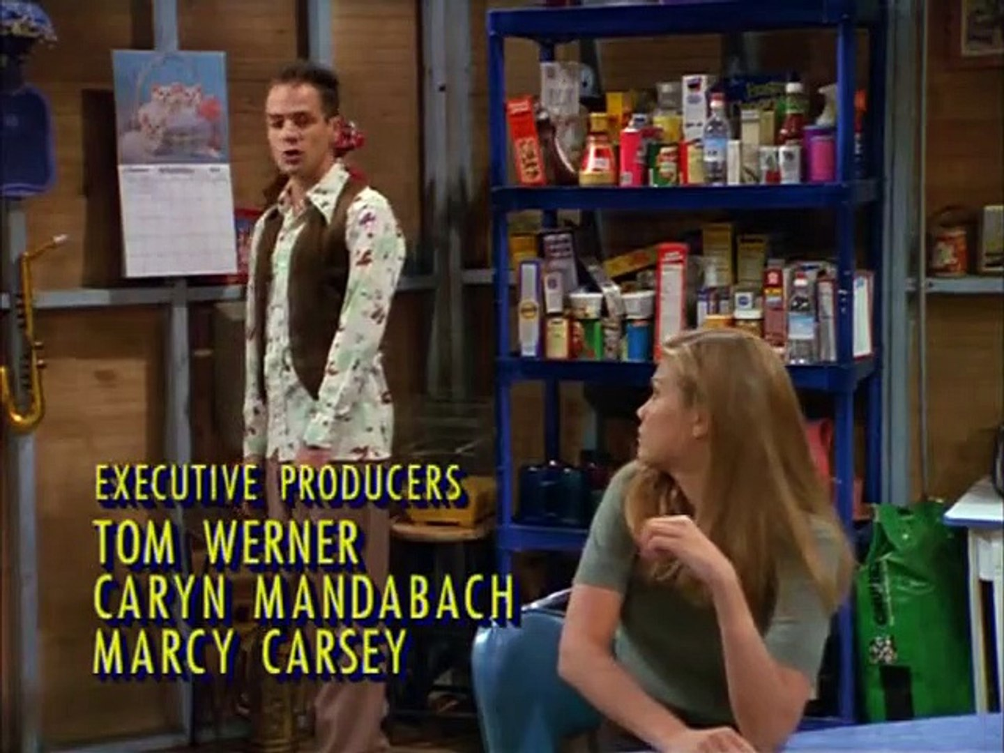 3Rd Rock From The Sun S02E04 Big Angry Virgin From Outer Space