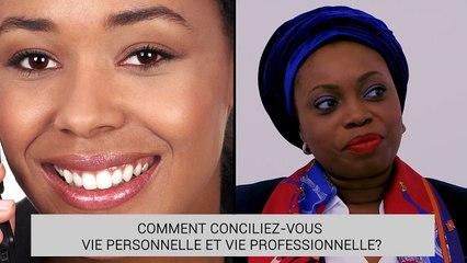 Sarata Kone - Concilier vie professionnelle et vie personnelle