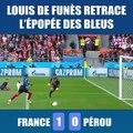 Le parcours de léquipe de France au Mondial 2018 vu par Louis de Funès