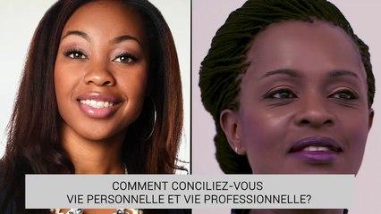 Janine Kacou Diagou - Concilier vie professionnelle et vie personnelle