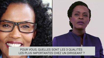 Janine Kacou Diagou - Les trois qualités d'une leaderE