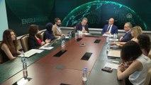 ELDER Yönetim Kurulu Başkanı Çeçen - Yenilenebilir Enerji Kaynak Alanları projeleri - ANKARA