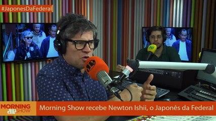 Japonês da Federal - Morning Show - 19/07/18