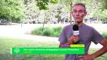 Budget Participatif - Une ruche cheminée pédagogique au parc Pompidou