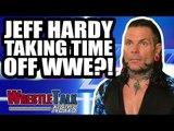 Daniel Cormier Vs. Brock Lesnar In WWE?! Jeff Hardy Taking Time Off? | WrestleTalk News July 2018