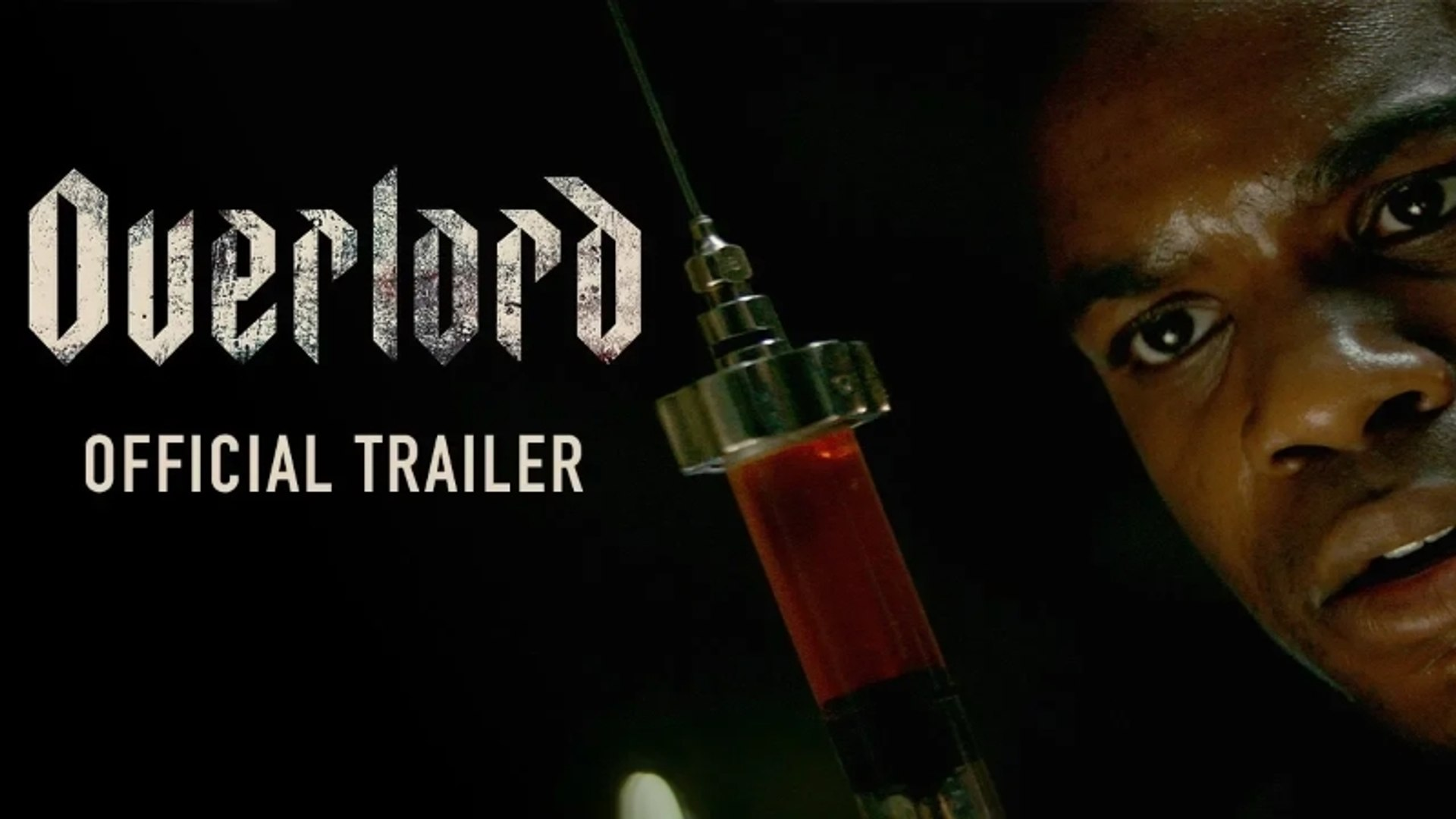OVERLORD (2018) - Cloverfield 4 Trailer