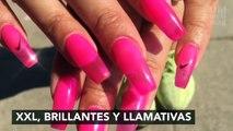 Las uñas de gelatina: la tendencia en manicura a la que se apuntan todas las famosas