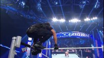 Kane, Daniel Bryan & Randy Orton vs. The Shield- SmackDown, June 14, 2013