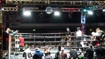 Siar Ozgul vs Mikey Sakyi (13-07-2018) Full Fight