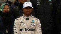 Formule 1 : Lewis Hamilton reste chez Mercedes jusqu'en 2020