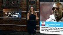 Kacie RAM Social Drive: Terrell Owens And Usain Bolt