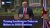 Trump Looking to Take on Biden in 2020 Election