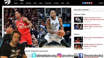 NBA Reacts to Kawhi Leonard traded to Toronto Raptors