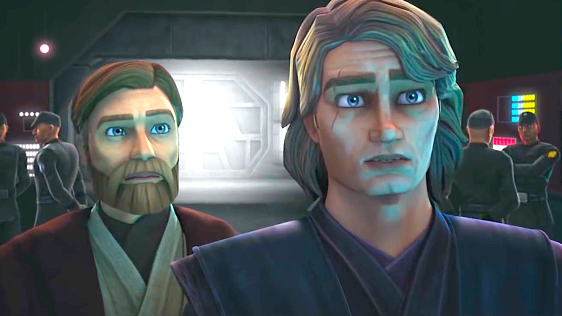 Star Wars: The Clone Wars - Official Comic-Con 2018 Trailer