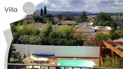 A vendre - Maison/villa - Grasse (06130) - 5 pièces - 124m²