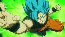 Dragon Ball Super Broly : la première bande-annonce est là『ドラゴンボール超 ブロリー』予告