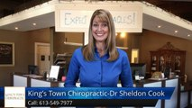 King's Town Chiropractic - Dr. Sheldon Cook  Kingston Superb 5 Star Review by Bob Omstead