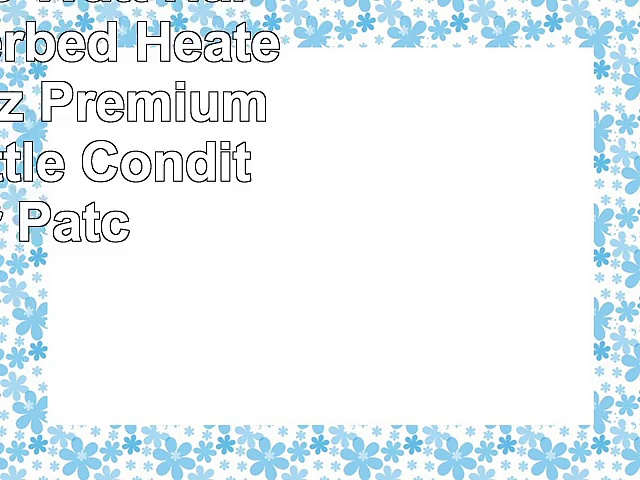 Digital 300 Watt Hardside Waterbed Heater with a 4oz Premium Clear Bottle Conditioner
