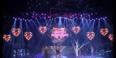 kỷ niệm 14 năm ngày cưới của nhạc sĩ Minh Vy - Ca sĩ Cẩm Ly trên trường quay Ca sĩ Thần tượng.